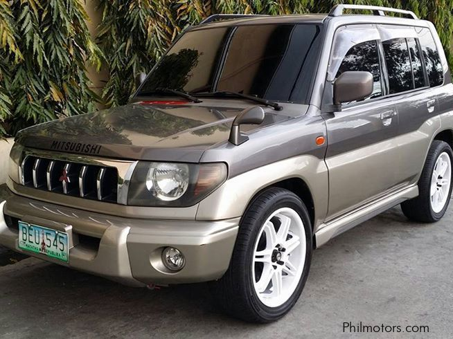 Pre-owned Mitsubishi Pajero IO Limited for sale in Countrywide