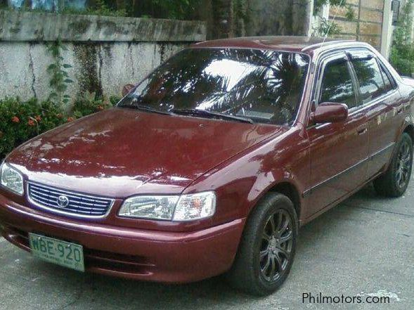 Used Toyota Corolla for sale in South Cotabato