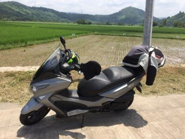 Pre-owned Kymco X-Town 300i for sale in