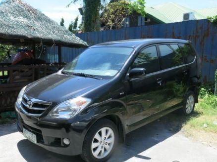 Used Toyota Avanza for sale in Makati City