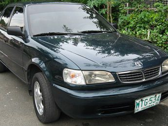 Used Toyota Corolla for sale in Pasig City
