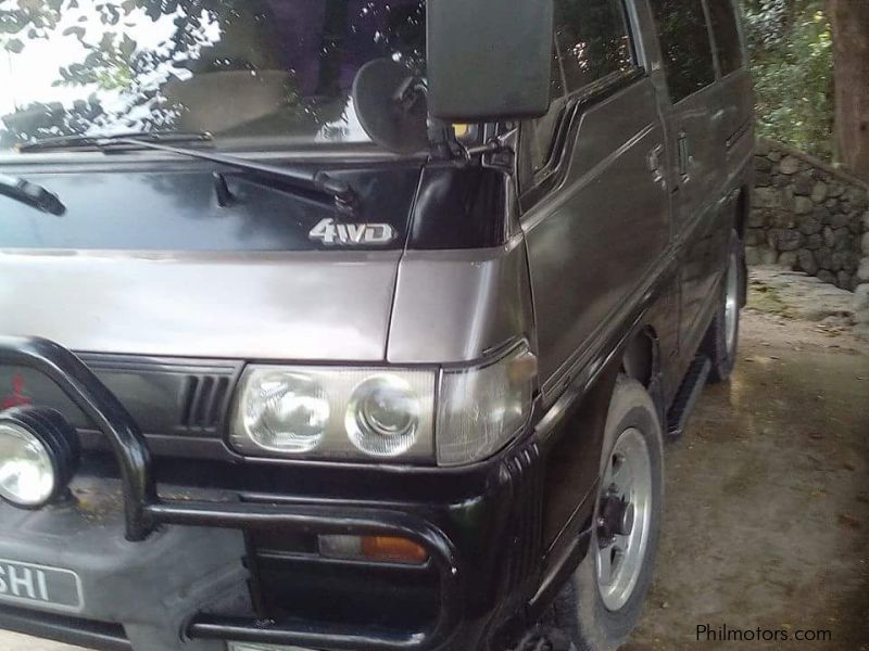 Used Mitsubishi Mitsubishi Delica Exceed 4x4 diesel for sale in Bataan
