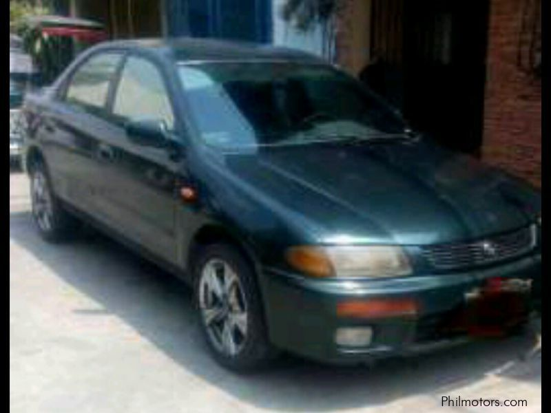 Used Mazda Mazda 323 Rayban for sale in Rizal