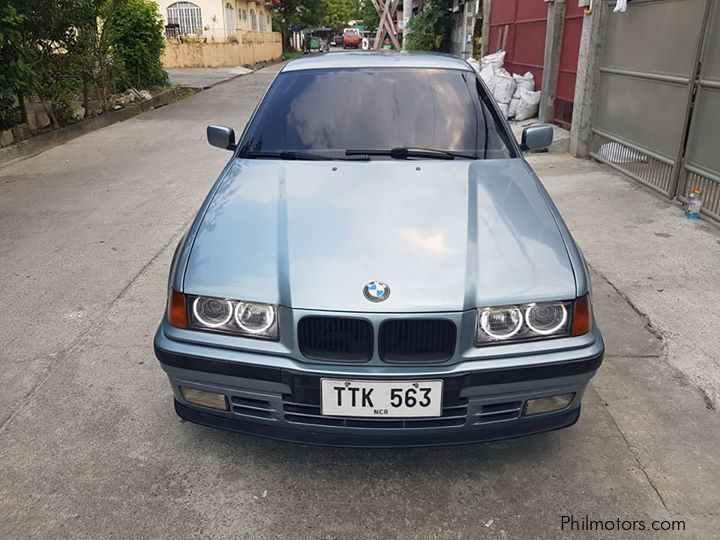Used BMW 316i for sale in Manila