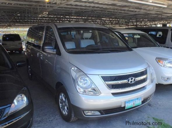 Used Hyundai Starex for sale in Davao Del Sur