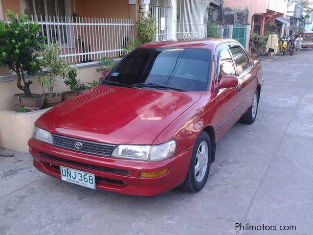 Used Toyota Corolla for sale in Manila