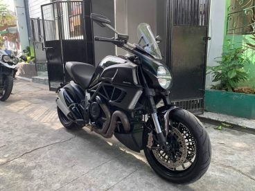 Pre-owned Ducati Diavel for sale in