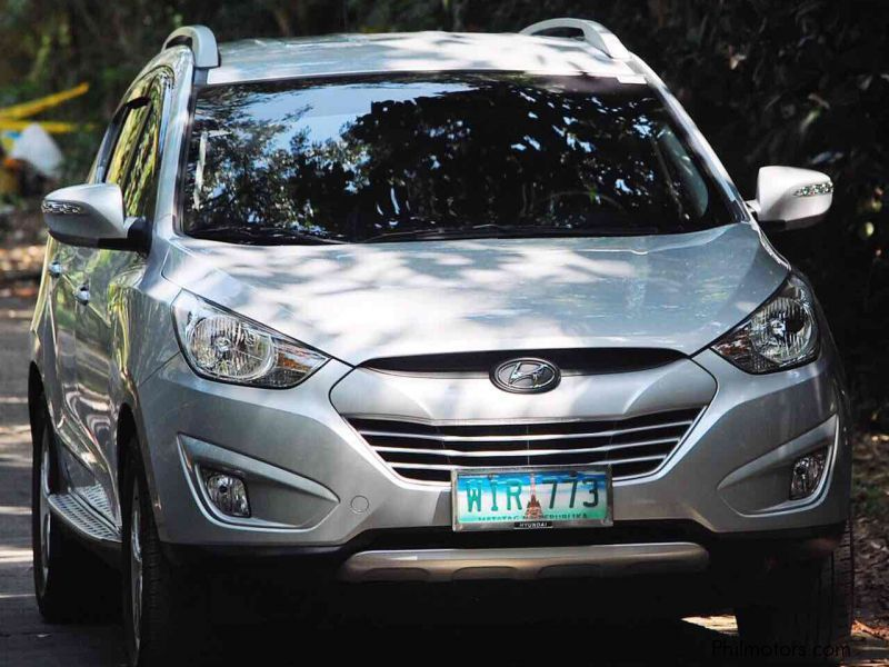 Pre-owned Hyundai Tucson 2.0 GLS  for sale in Countrywide