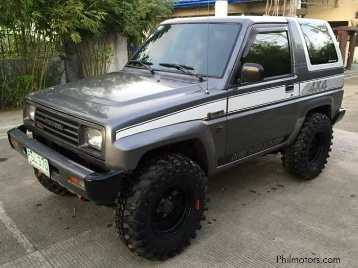 Pre-owned Daihatsu Feroza 4x4 for sale in