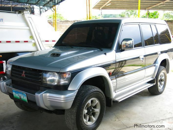 Used Mitsubishi Pajero Exceed  for sale in Quezon City