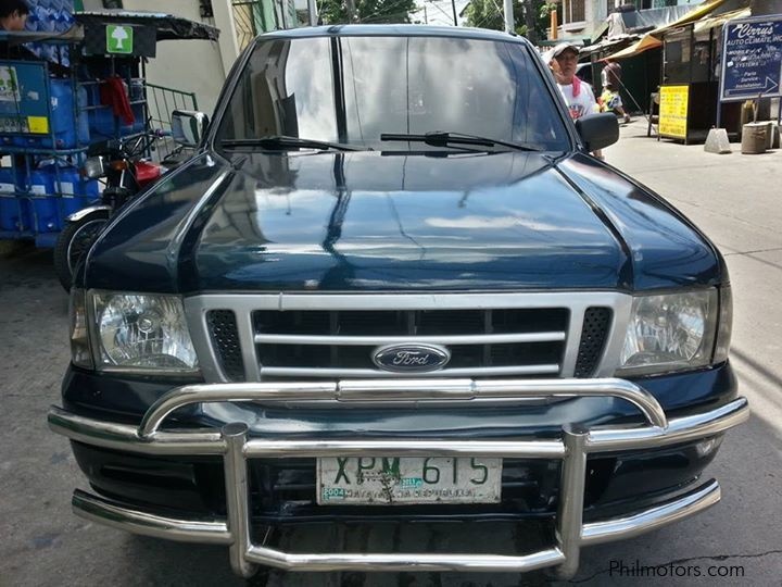 Used Ford Ranger XT for sale in Camarines Sur