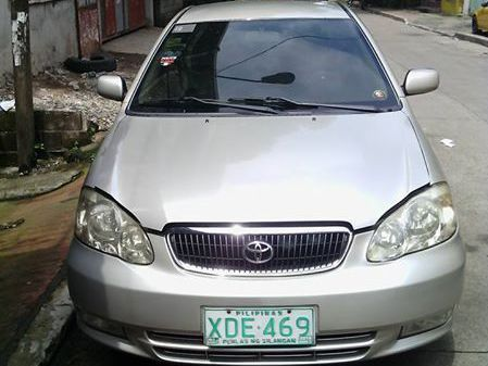 Used Toyota Altis for sale in Benguet