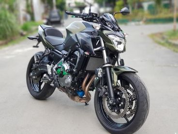 Pre-owned Kawasaki Z650 ABS for sale in