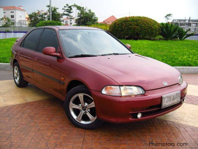 Used Honda civic for sale in Antipolo City