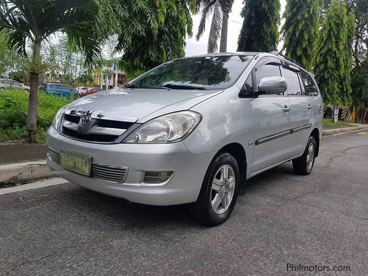 Pre-owned Toyota Innova J for sale in