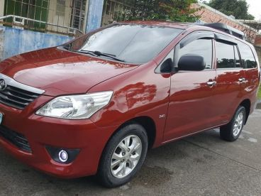 Pre-owned Toyota innova for sale in