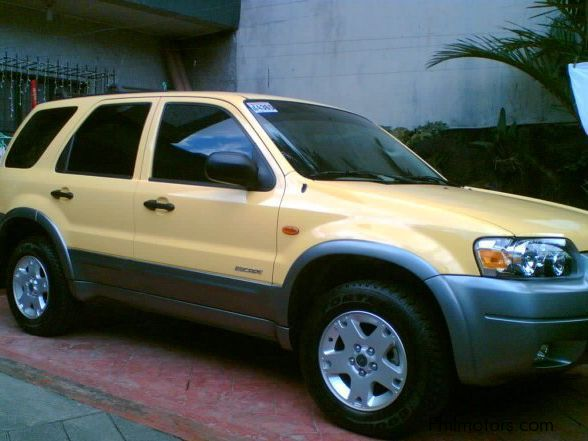 Used Ford Escape for sale in Pasig City