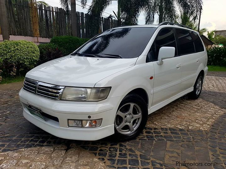 Pre-owned Mitsubishi GRANDIS for sale in Countrywide