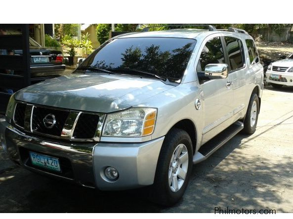 Used Nissan Pathfinder Armada for sale in Manila