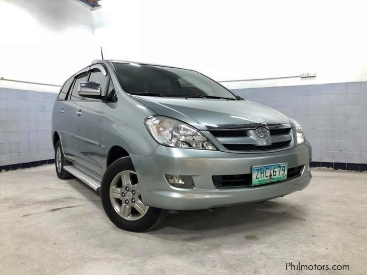 Pre-owned Toyota Innova V for sale in