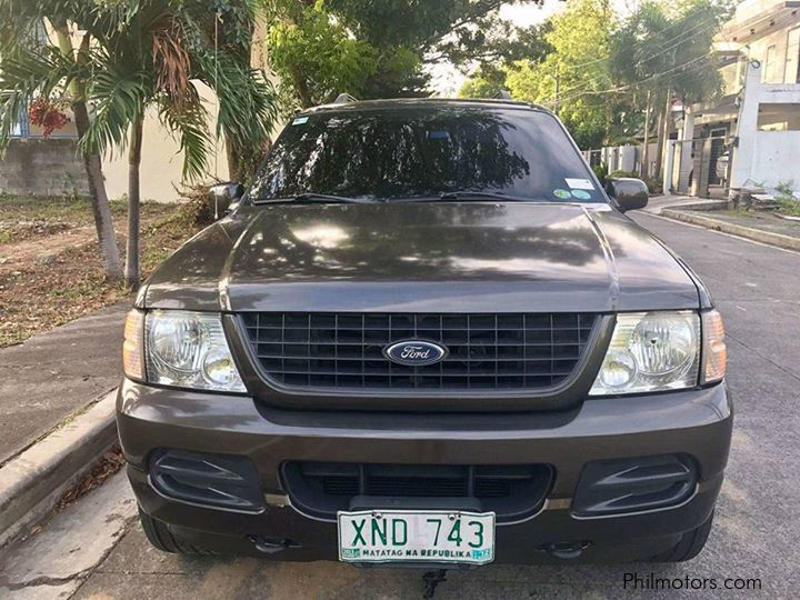 Pre-owned Ford Explorer for sale in Countrywide