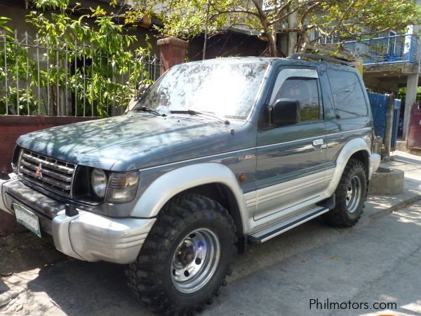 Used Mitsubishi Pajero for sale in Pasay City