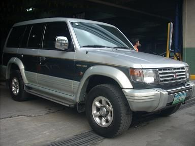 Used Mitsubishi Montero for sale in Pampanga
