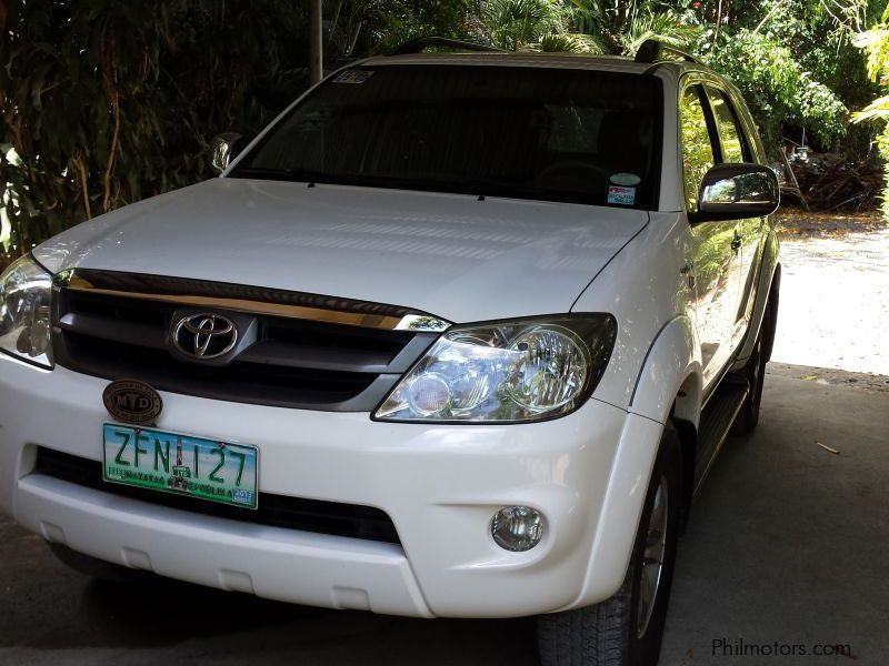 Used Toyota Fortuner for sale in Isabela