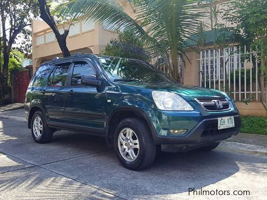 Pre-owned Honda CR-V 2nd Generation for sale in Countrywide