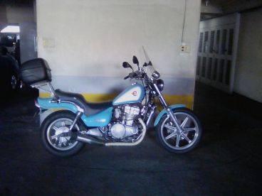 Pre-owned Kawasaki Vulcan EN400 for sale in
