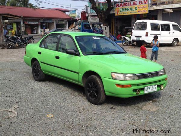 Used Toyota Corolla for sale in Caloocan City
