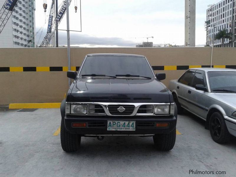 Used Nissan terrano 4x4 local unit for sale in Negros Occidental