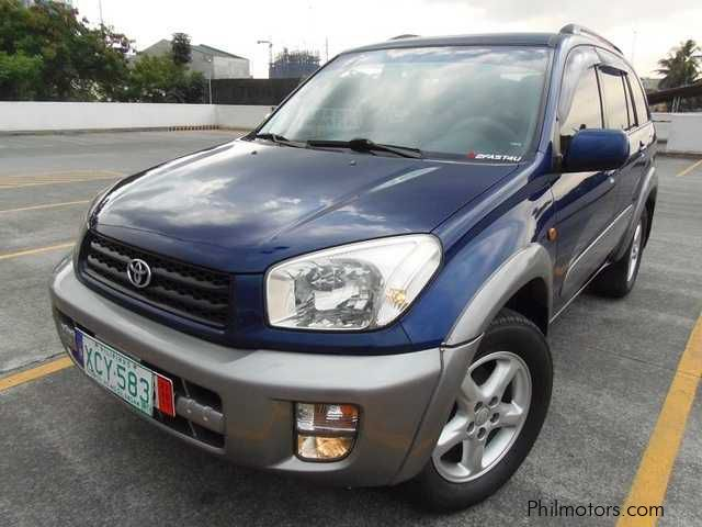 Used Toyota Rav 4 for sale in <font><font>Malabon City</font></font>