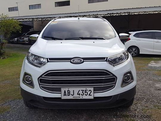 Pre-owned Ford Ecosport Trend for sale in Countrywide