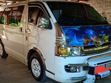 Pre-owned Toyota Hiace for sale in