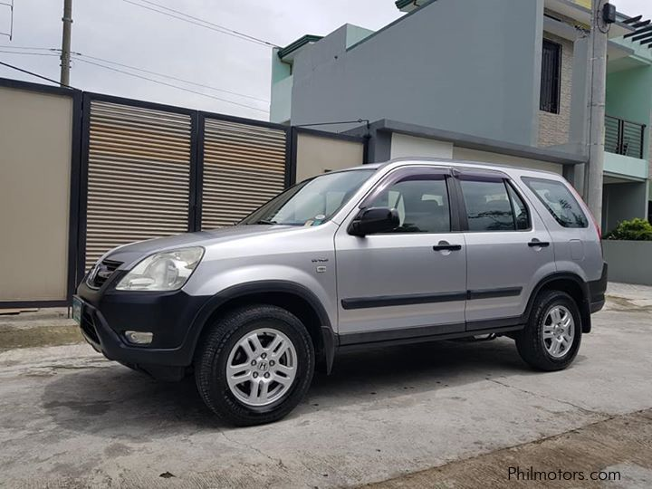 Pre-owned Honda CR-V 2nd Gen for sale in