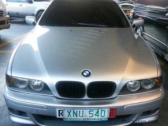 Used BMW 525i for sale in Manila