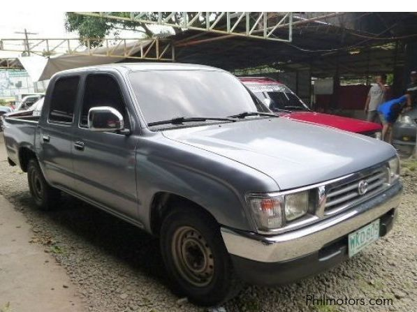 Used Toyota Hilux for sale in Makati City