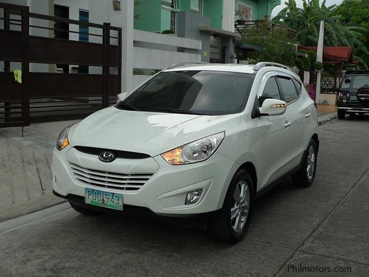 Pre-owned Hyundai Tucson GLS for sale in Countrywide