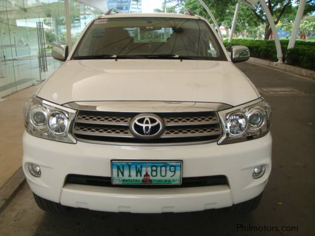 Used Toyota Fortuner for sale in Siquijor