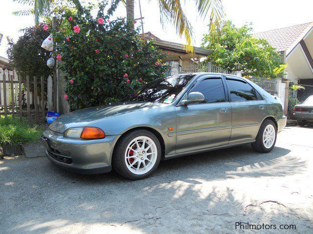 Used Honda Civic for sale in Aklan