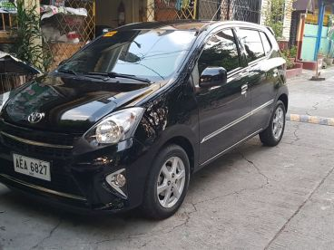 Pre-owned Toyota Wigo G automatic for sale in