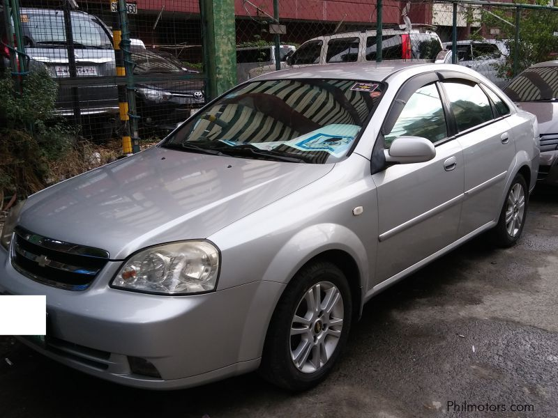 Used Chevrolet Optra 1.6 LS  for sale in Manila