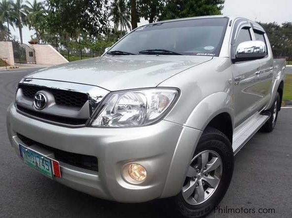 Used Toyota Hilux for sale in Pasay City