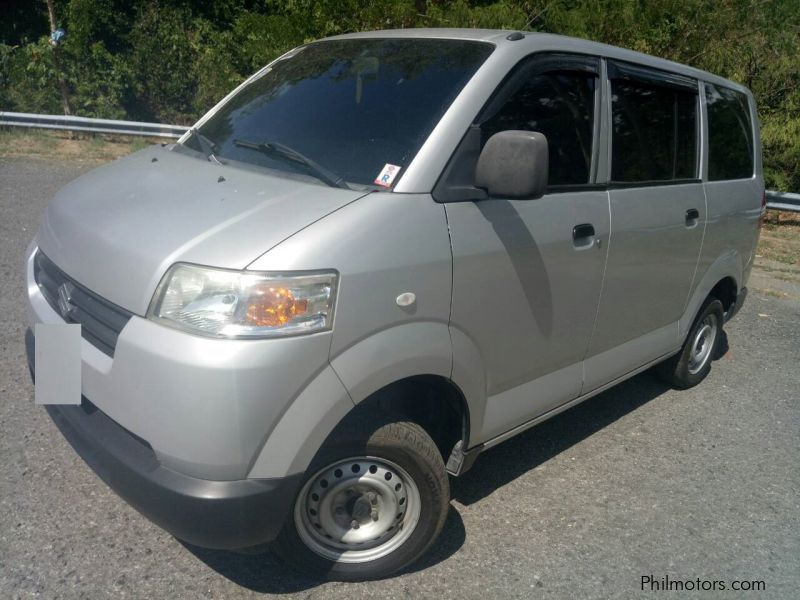 Pre-owned Suzuki apv for sale in