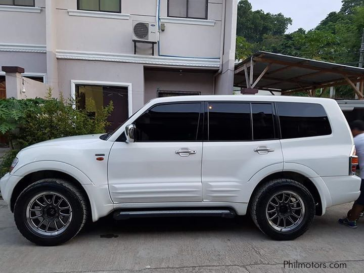 Pre-owned Mitsubishi Pajero Shogun Exceed for sale in Countrywide