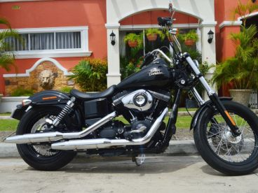 Pre-owned Harley-Davidson Dyna Street Bob for sale in