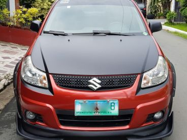 Pre-owned Suzuki sx4 for sale in