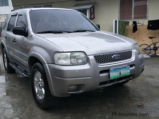 Pre-owned Ford Escape for sale in