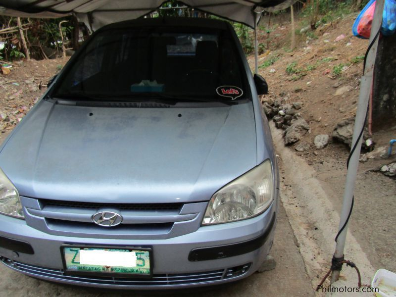 Used Hyundai Getz for sale in Antipolo City